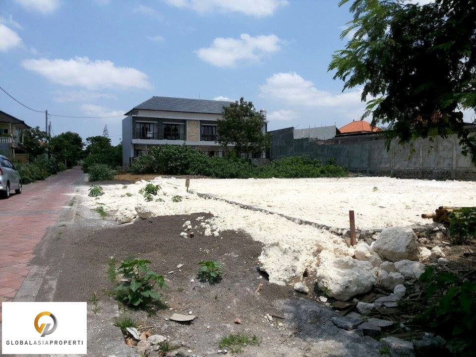 TS007S 1 1 - FREEHOLD LAND WITH GOOD ACCESS IN SEMINYAK FOR SALE