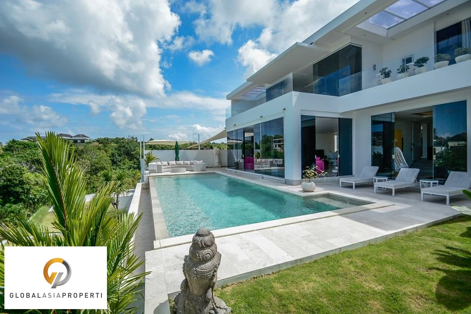 UWR4008R 1 1 - GORGEOUS VILLA IN UNGASAN ULUWATU FOR LEASE