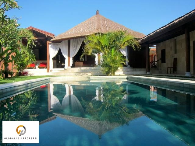 CGR3076S 1 1 - GORGEOUS VILLA IN NYANYI TANAH LOT FOR SALE