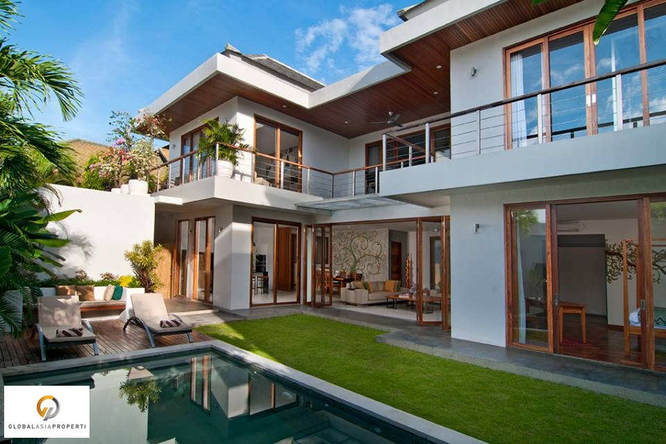 1 71 - GORGEOUS MODERN STYLE VILLA IN BATU BELIG FOR LEASE
