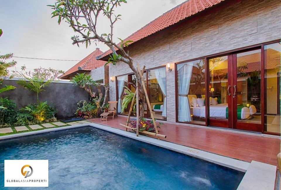 1 16 - SIX UNITS BEAUTIFUL VILLA IN CANGGU FOR RENT