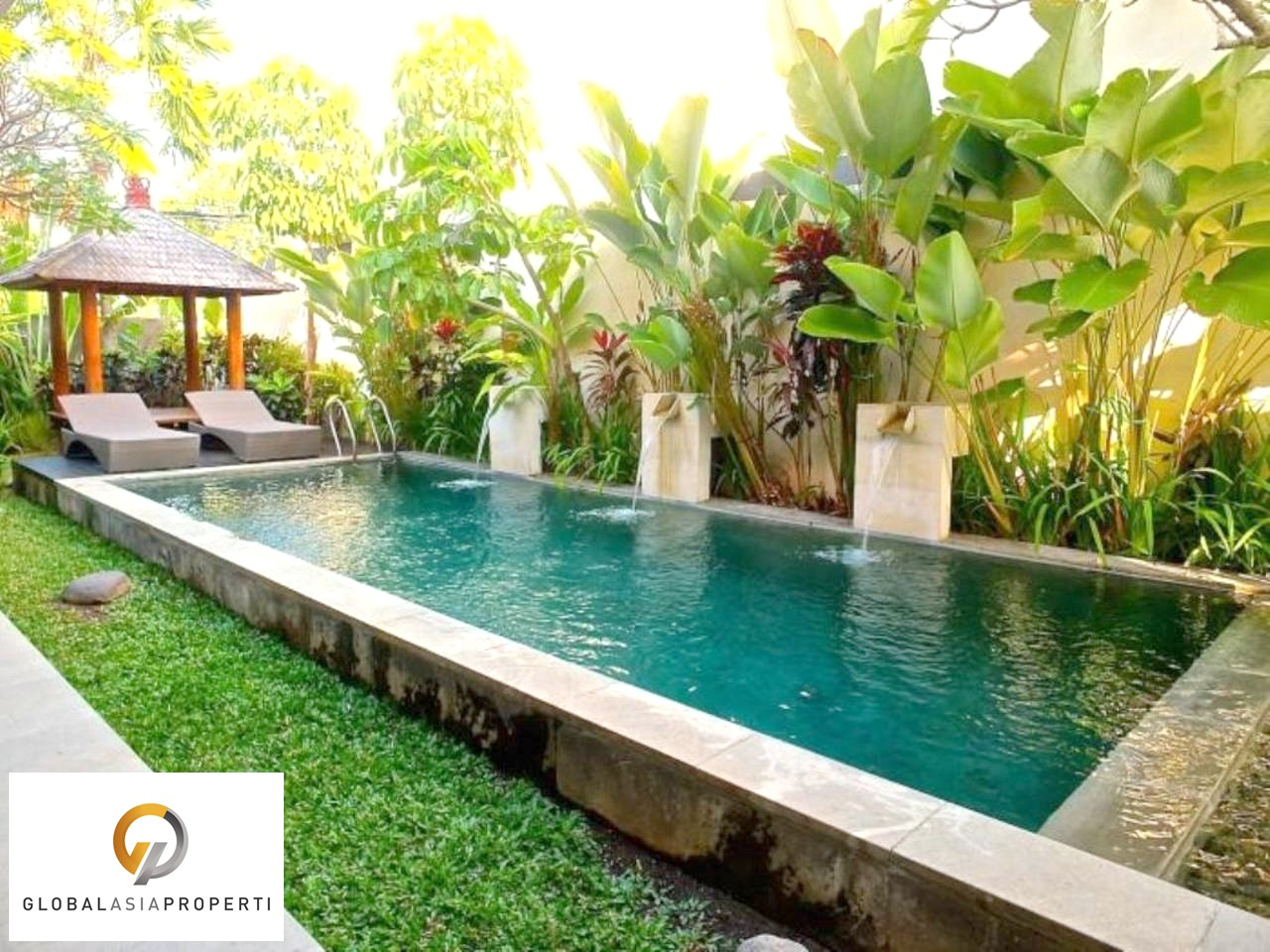 3fcedbb4 original - BEAUTIFUL THREE BEDROOMS VILLA IN AREA OF SEMINYAK FOR SALE