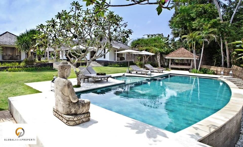 CGR4020R 1 - GORGEOUS TWO BEDROOMS VILLA IN CANGGU FOR RENT