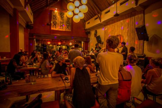 laughing buddha bar - Best thing to do in Ubud