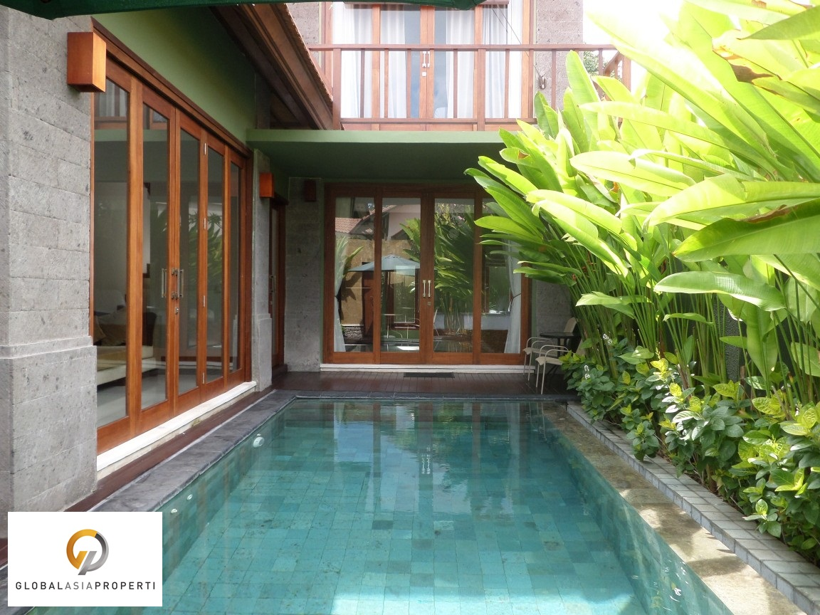 SAM 3592 - BEAUTIFUL TWO BEDROOMS VILLA IN UMALAS FOR RENT