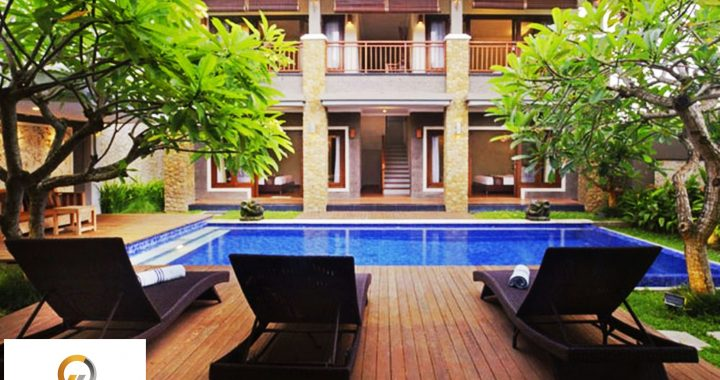 villa kim seminyak 13 720x380 - LUXURY VILLA WITH TWO STOREY IN SEMINYAK FOR RENT