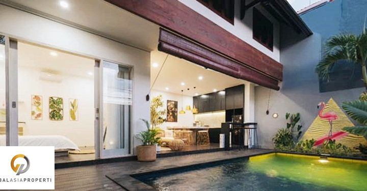 61655901 2748030118546579 3509504772124180480 n 720x375 - GORGEOUS VILLA WITH COZY STYLE IN SEMINYAK FOR LEASE