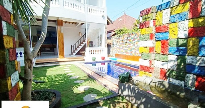 edd2b1b0 4243 4472 979b 0334a15293fa 720x380 - VILLA WITH UNIQUE STYLE IN SEMINYAK FOR RENT